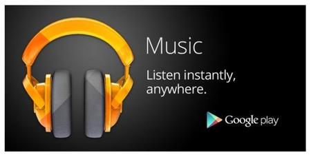 Google Play Music se actualiza con soporte a Android TV, cambios en la interfaz y más