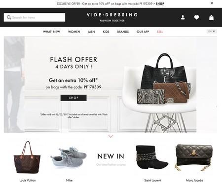 Vide Dressing Portal