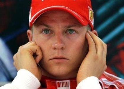 Ferrari y Raikkonen, rivales a batir