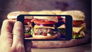 Con una simple fotografía podrás saber las calorías que tiene un plato