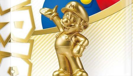 El amiibo dorado de Mario será exclusivo de Walmart y ya se agotó