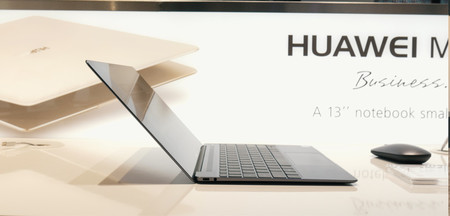 Huawei Matebook X 5