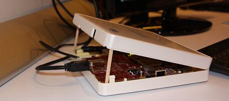 USB 3.0 mostrado en el CES
