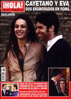 Eva González y Cayetano Rivera por fin vistos juntos