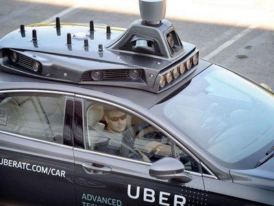 Los coches autónomos de Uber vuelven a la circulación tres días después del accidente en Arizona