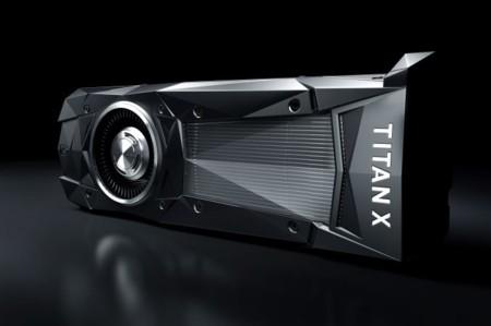 Así es la nueva Nvidia Titan X: 3.584 núcleos CUDA por 1.200 dólares