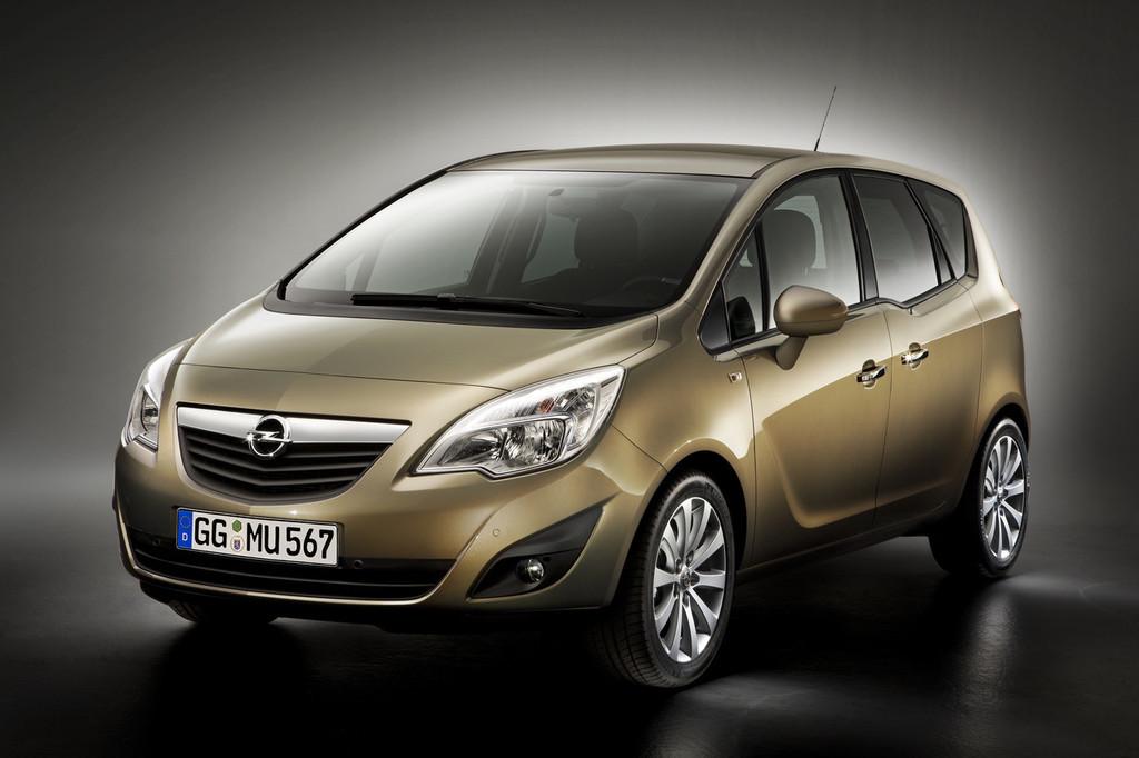 Foto de Opel Meriva (18/69)