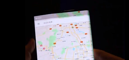 Así sería el móvil plegable de Xiaomi, se filtra en vídeo su supuesto prototipo