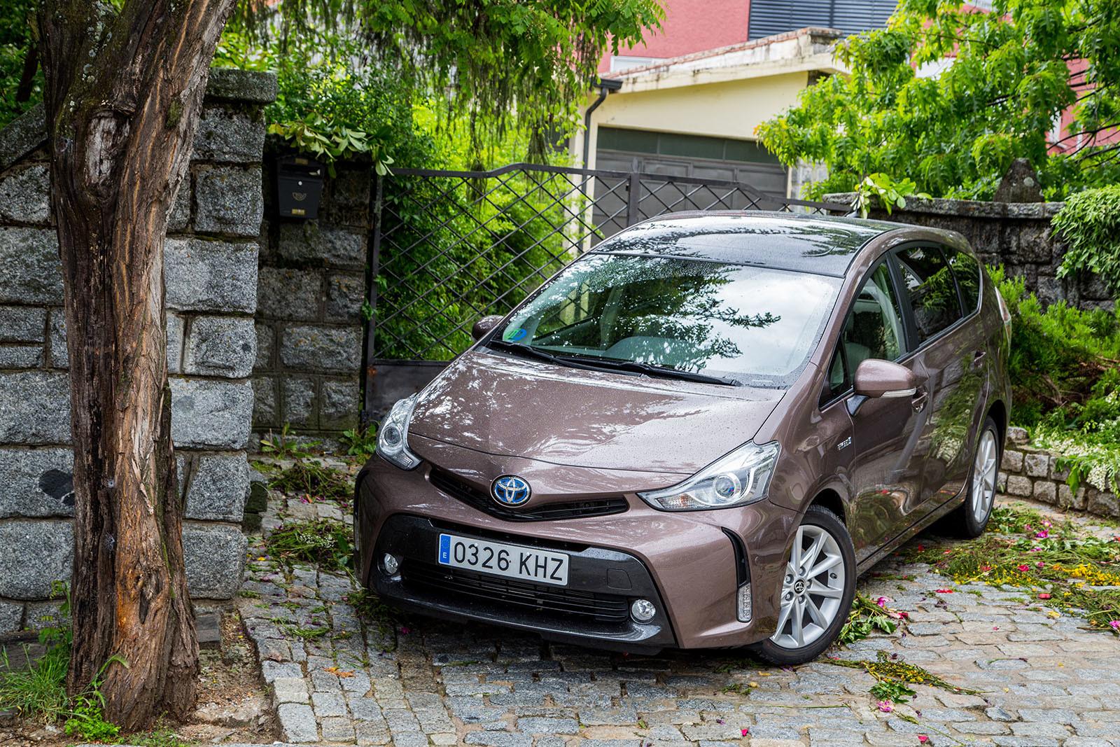 Foto de Toyota Prius+ Advance - Fotos exteriores (3/14)