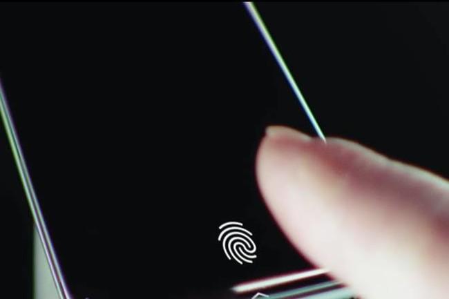 Bajo la pantalla y con medición de presión y temperatura: así es el futuro de los sensores de huellas