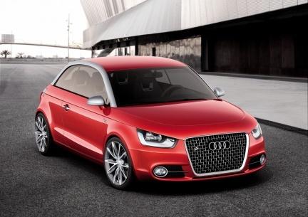 Audi A1 Metroproject Quattro Concept, así será el utilitario de Audi