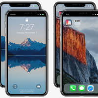 Ya existe la primera app 'Notch Remover' para el iPhone X aprobada por Apple
