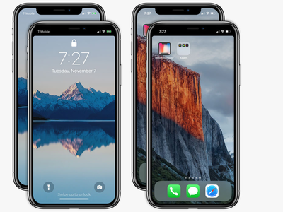 Ya existe la primera app 'Notch Remover' para el iPhone X aprobada por Apple