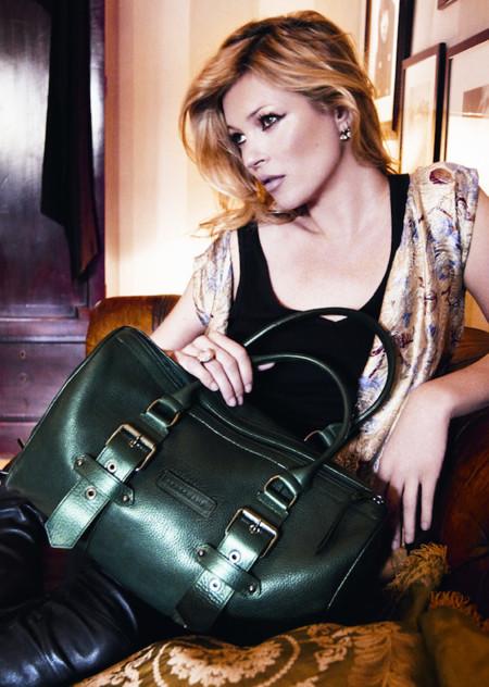 Kate Moss para Lonchamp Otoño-Invierno 2010/2011