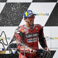 El regreso de Andrea Dovizioso a MotoGP podría ser inminente: probará la Aprilia RS-GP 2021 en Jerez