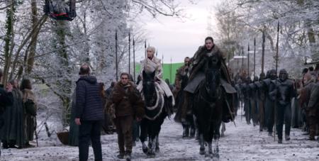 'Juego de tronos': todas las claves del episodio 8x01 se revelan en este vídeo del rodaje