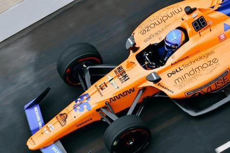 Fernando Alonso Indy500 2019