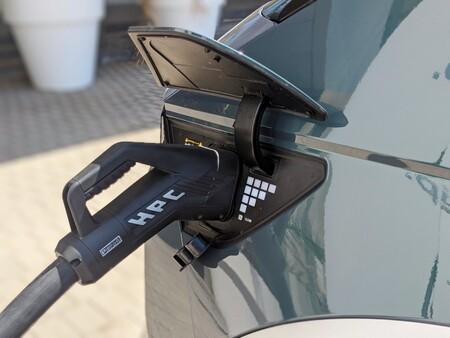 Cargador Hyundai Ioniq 5