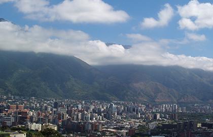 Llegando a Caracas: primeras impresiones