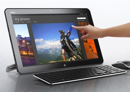 Dell XPS 18, un todo en uno con alma de tablet en camino