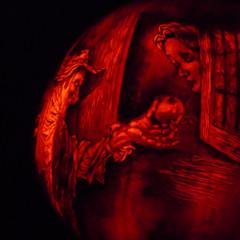 Foto 6 de 10 de la galería 10-calabazas-originales-para-inspirarte-en-halloween en Decoesfera