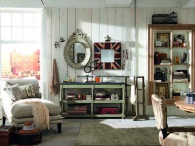 ¿Viajero empedernido? El estilo decorativo 'globetrotter' de Dialma Brown es ideal para ti