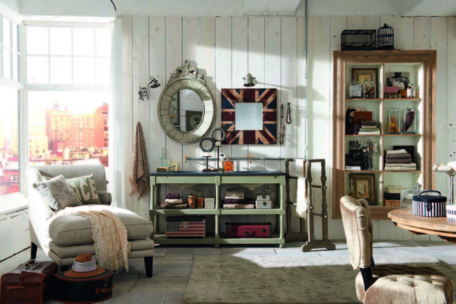 Dialma Brown Living Room