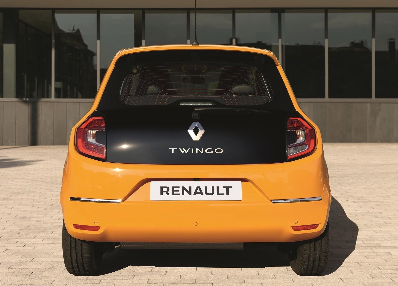 Foto de Renault Twingo 2020 (10/20)