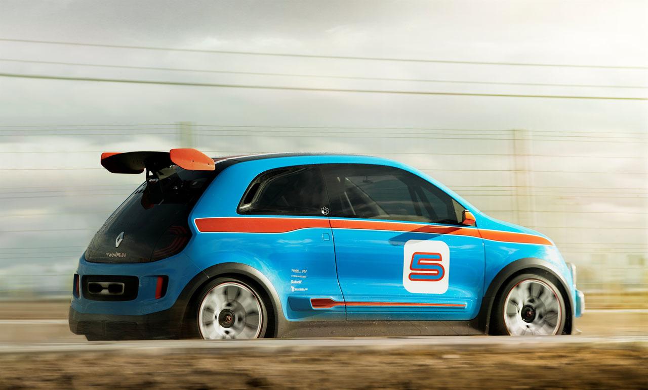 Foto de Renault Twin'Run Concept (32/49)