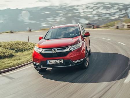 El nuevo Honda CR-V con motor 1.5 VTEC Turbo ya tiene precio: desde 29.900 euros