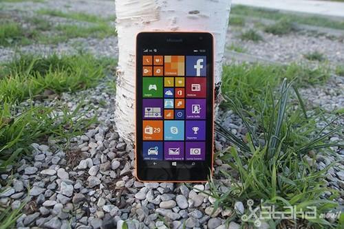 Microsoft Lumia 535, análisis