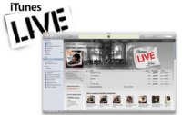 Apple solicita el registro de la marca iTunes Live