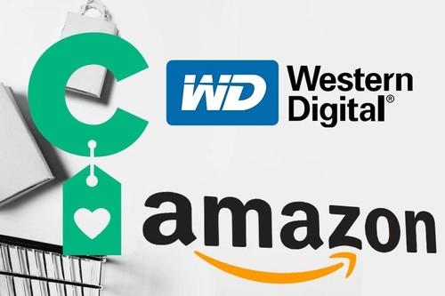 Ofertas de la semana en discos duros Western Digital en Amazon: sobremesa, portables, NAS o discos duros internos a precios rebajados