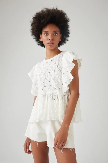 Blusas Blancas 2020 13