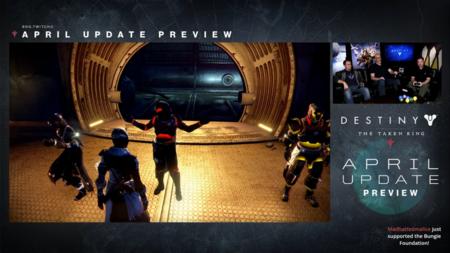 Destiny Actualizacion De Abril 6