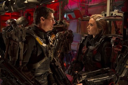 Tom Cruise y Emily Blunt en