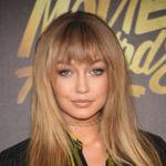 El flequillo de Gigi Hadid  en los MTV Movie Awards 2016 a debate