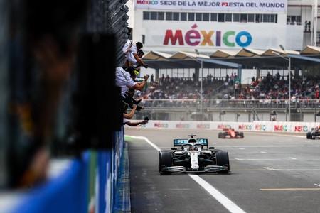 Hamilton Mexico F1 2019 2