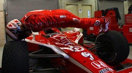 """Los pilotos de la Indy también se suman a la moda del """"planking"""""""