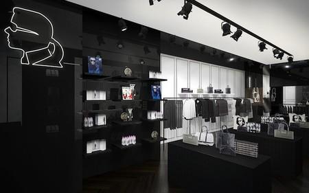 Karl Lagerfeld desembarca en Amsterdam, la expansión sigue en marcha