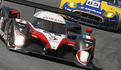 Villeneuve y Wurz reforzarán el equipo Peugeot en Spa