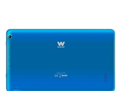 Woxter SX220, una tablet de gama de entrada para usuarios básicos