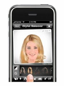 iStylyst Makeover, cambia de look desde tu iPod