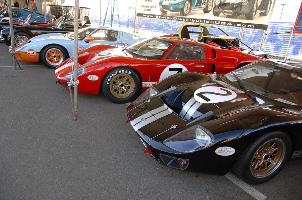 Foto de Ford GT40 MKII by Superperformance (3/9)