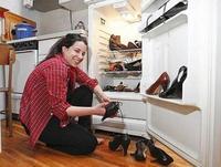 La última moda en Nueva York es usar la cocina como armario