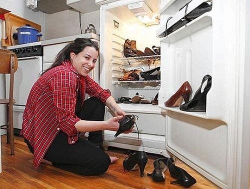 La ltima moda en nueva york es usar la cocina como armario for Ultima moda en cocinas