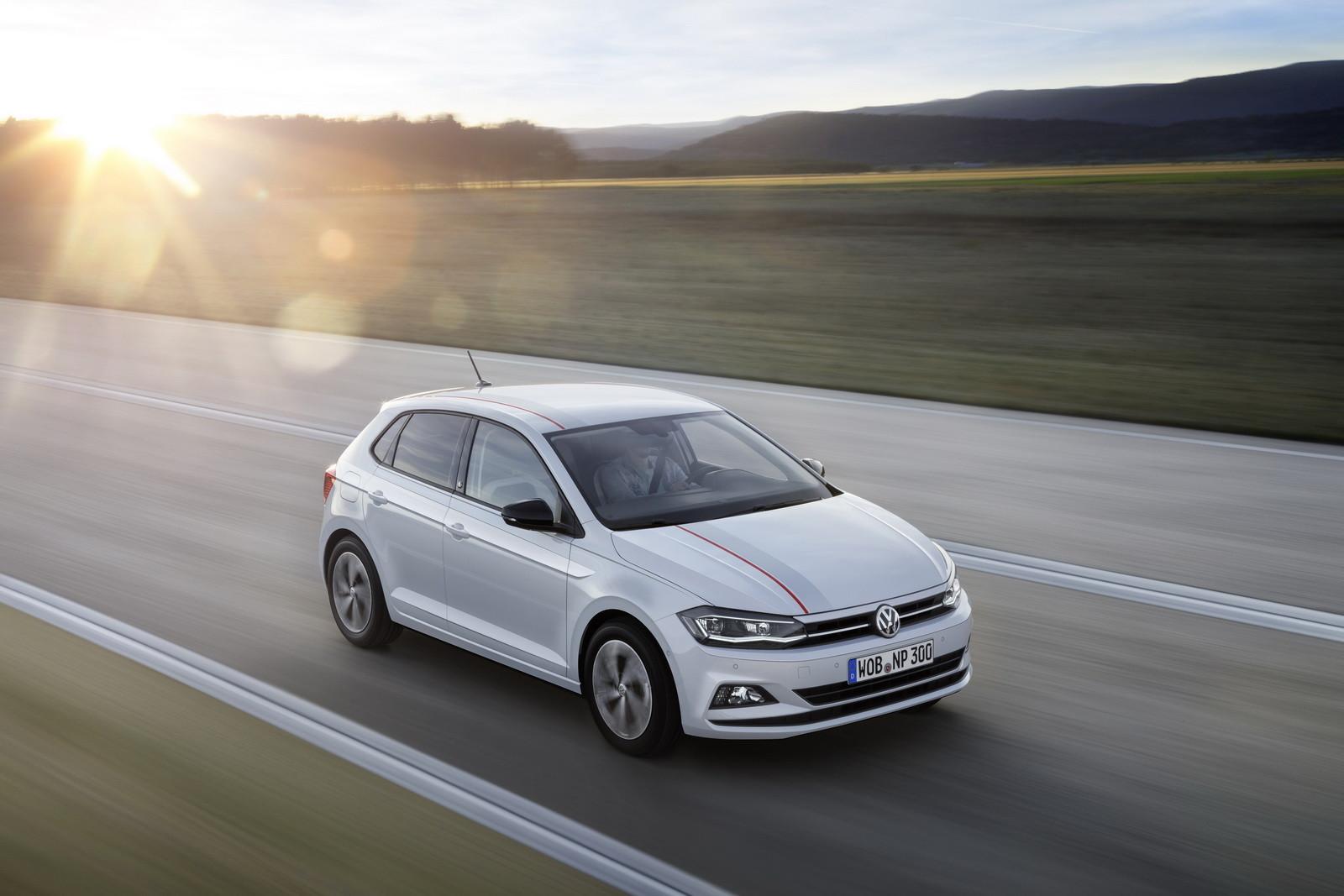 Foto de Volkswagen Polo 2018 (13/51)