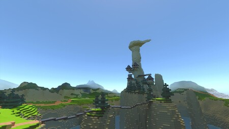 Zelda Minecraft 06