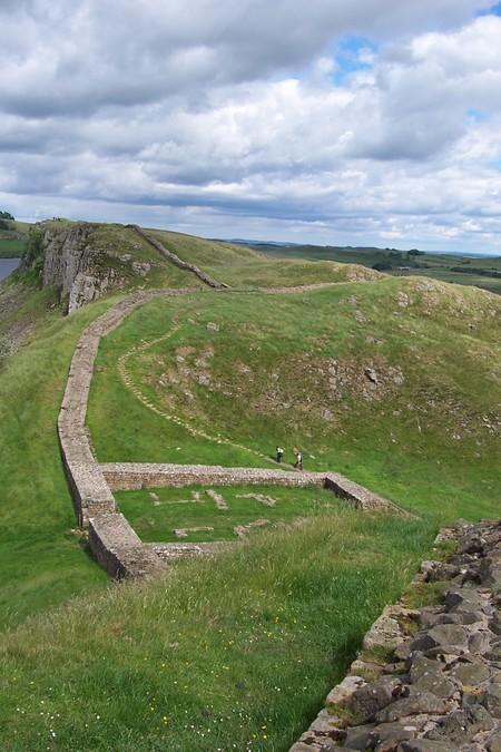 Milecastle 39 On Hadrian S Wall 2