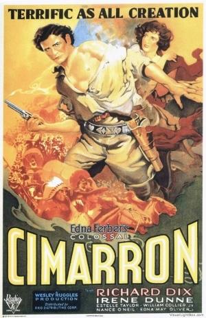Western: 'Cimarrón' de Wesley Ruggles